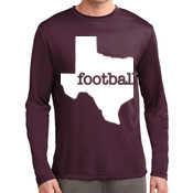 College Station - Moisture Wicking Long Sleeve