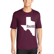 College Station - Moisture Wicking Tee